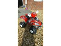 Kids 12v electric quad bike