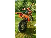 Ycf 50 cc mx motocross motorbike pit bike