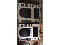 Pioneer cdj-100s pair