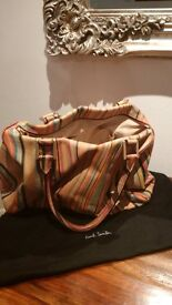 Genuine Paul smith swirl handbag