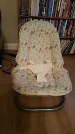 Mamas and papas baby rocker/bouncer