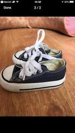 Converse Infant Size 2