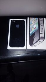 iPhone 4S mint with box and original charger