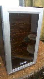 Baumatic 18 bottle wine cooler in perfect working condition