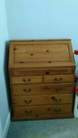 Bureau/ writing desk/ storage