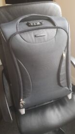 Samsonite carry-on suitcase/luggage with built-in lock