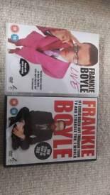 Frankie Boyle x2