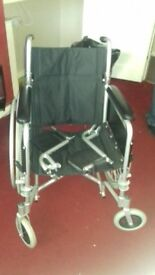 Wheelchair very light very good condition