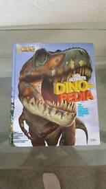 X2 dinosaur books - Dinopedia & Encyclopedia