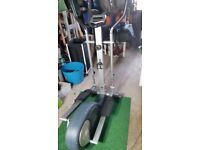 Elliptical Cross Trainer, 8 resistance settings, adjustable reach £30 PRICE REDUCED FOR QUICK SALE