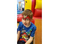 Reliable* experienced*face painter/face&body painting