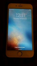 iPhone 6 -Gold- 16GB (Vodafone)