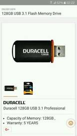 128gb usb 3.0 stick with between 30 to 35 4k HDR 10bit movies on