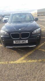 BMW X1, 2010, X drive
