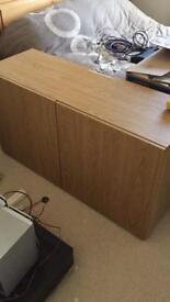 Sideboard IKEA Oak effect