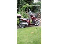 Honda maxi scooter for sale