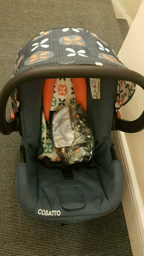 Cosatto carseat