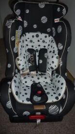 Chipolino car seat 4 positions,0+ up to 25 kg. Brand new, never used