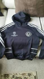 Chelsea t-shirt and hoodie