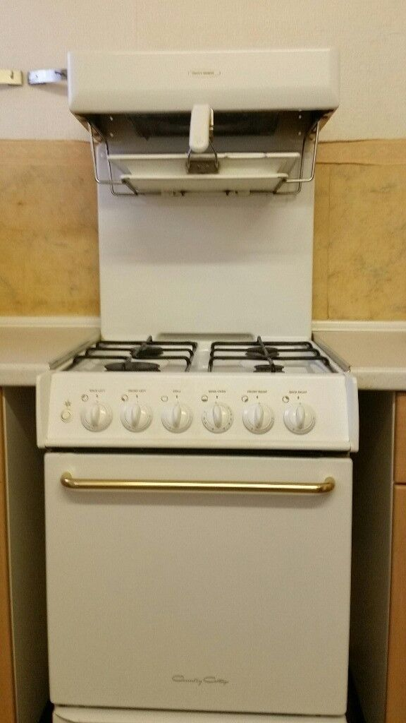 Tricity Bendix Gas Cooker
