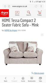 Sofa 2 seater sofa £100