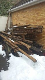 Free - Dismantled Decking