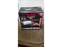 Tefal OptiGrill GC713D40 For Grilling Steak, Sauages, Chicken, For Students, Christmas Gift