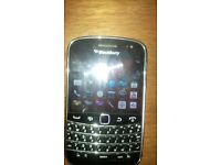 Blackberry 9900 and batteries