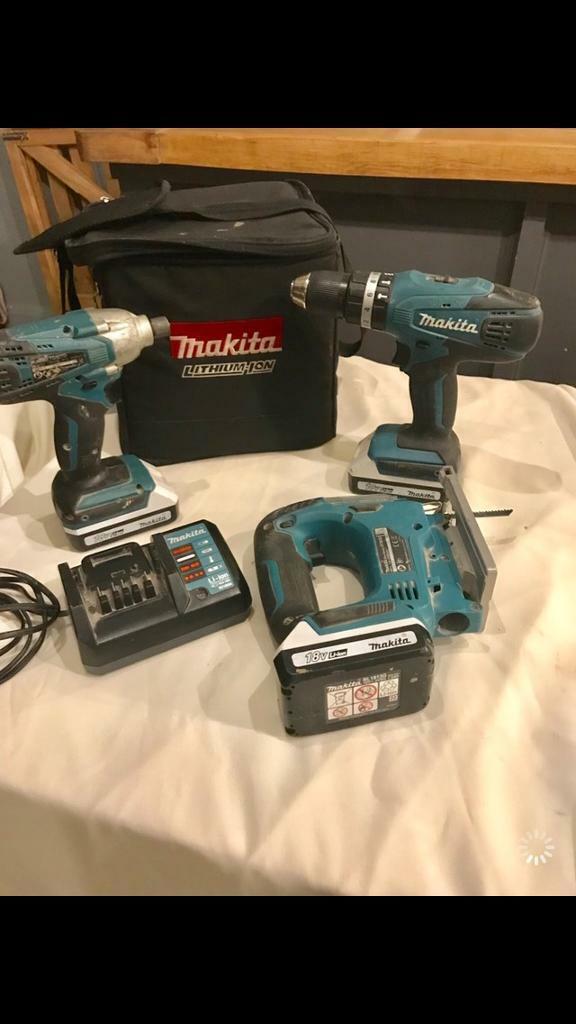 Makita drill set | in Stocksbridge, South Yorkshire | Gumtree