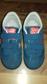 Addidas kids size 9 dragon trainers