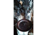 Wall sconces / candle holders (pair)