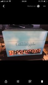 Gilmour girls box set