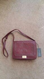 Laura Ashley Damson Shoulder Bag - Ideal Mother's Day Gift