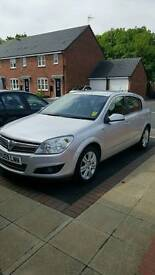 Vauxhall astra 2.0l diesel automatic