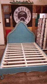 Double bed, Annie Sloan, Princess Belle