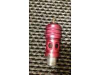 Dump valve swap car stereo