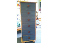 Children's furniture - chest of drawers