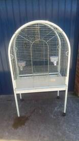 Parrot cage