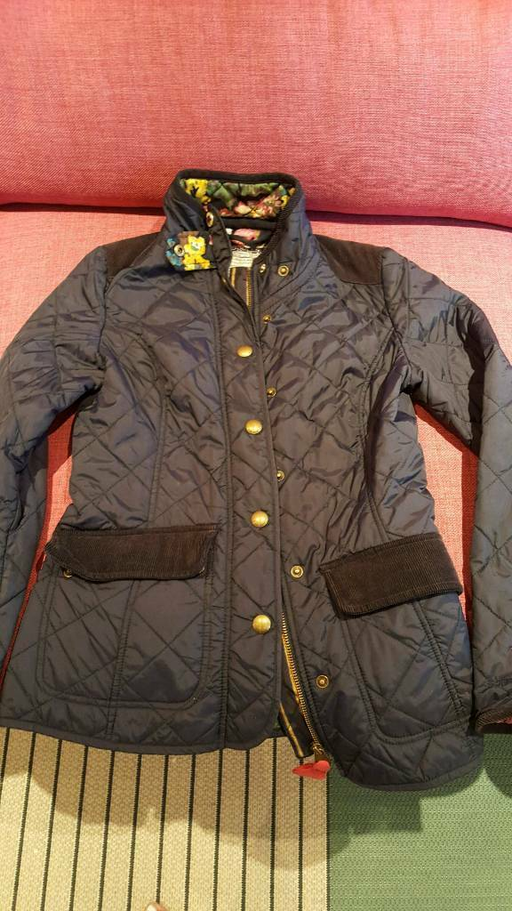 Navy Joules Quilted Jacket In Ipswich Suffolk Gumtree