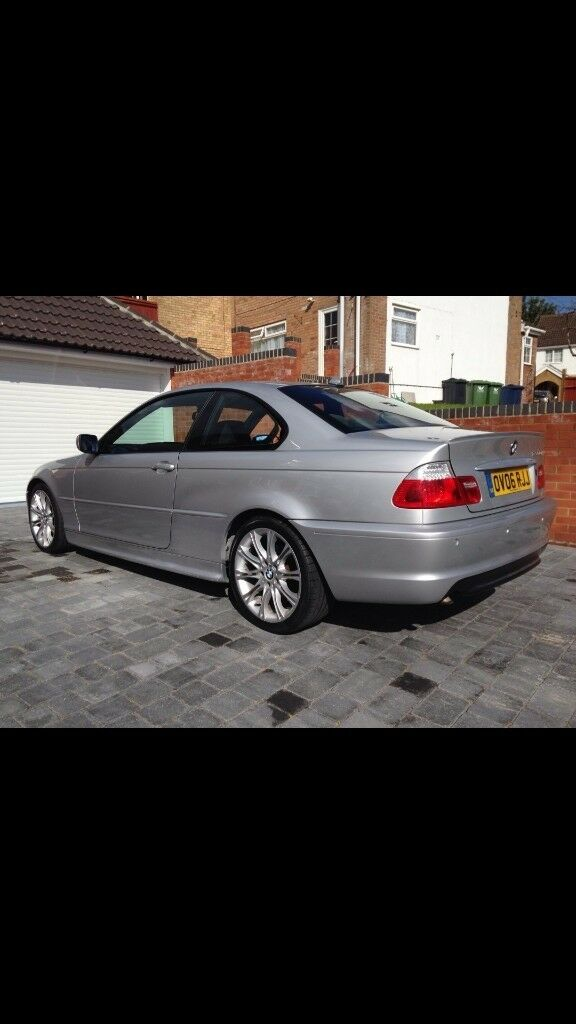 bmw 320 cd coupe m sport in high wycombe buckinghamshire gumtree. Black Bedroom Furniture Sets. Home Design Ideas