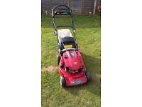 lawn mower toro