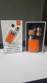Vaporesso Swag (Orange) & NRG Vape Tank Kit