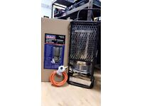 SEALEY LPH125 SPACE WARMER® INDUSTRIAL PROPANE HEATER 125,000BTU/HR