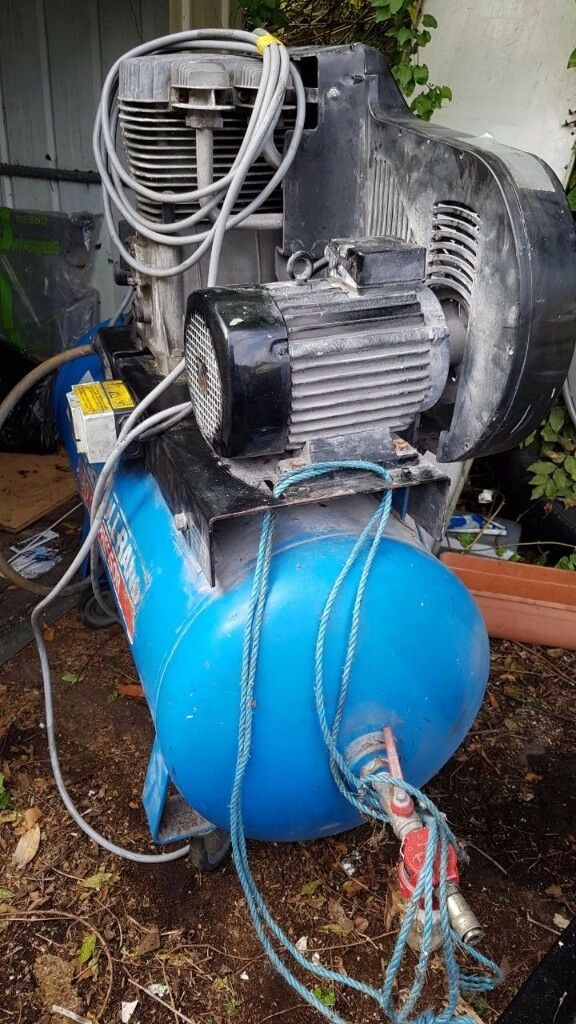 Air Compressors - Ingersoll-rand 3.5Hp, 200 Litres