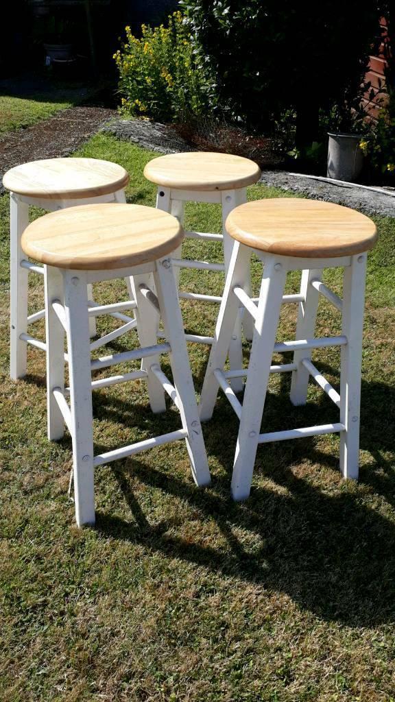 Stupendous Wooden Stools In Plympton Devon Gumtree Uwap Interior Chair Design Uwaporg