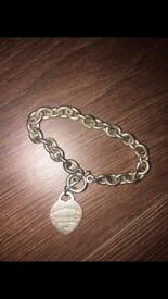 Tiffany and co braclet