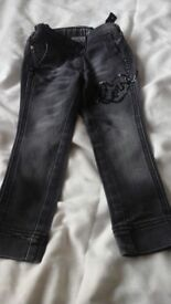 next black skinny jeans 3yrs excellent condition
