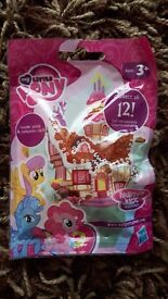 BRAND NEW My Little Pony Figure and Collector Card (three available) - Great Christmas Gift Idea