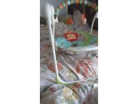 Baby swing it is in excellent condition