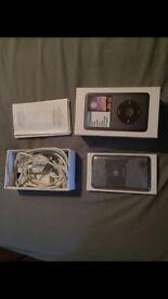 Black iPod Classic 160GB